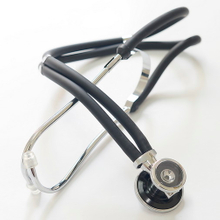 China Professional Sprang Rapport Type Stethoscope with Matching Color Tubing SW-ST03D