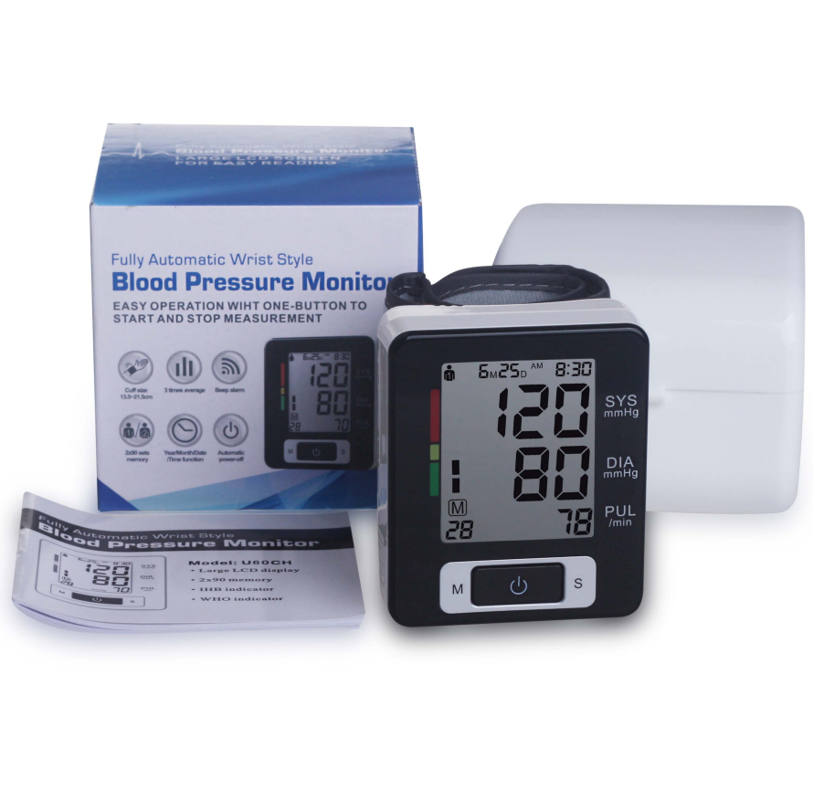 China Popular Automatic Type Sphygmomanometer Factory