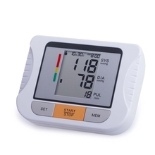 China Professional Digital Arm Model Sphygmomanometer Manufacturer Manufacturer