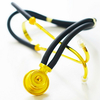 SunnyWorld Golden Color Rapport Stethoscope SW-ST03C