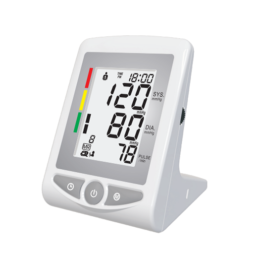 Hotsale Economy Digital Medical Arm Type Sphygmomanometer Supplier